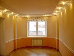 Ремонт зала от 24000 рублей