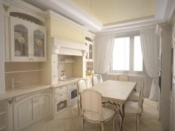 Элитный дизайн квартиры в микрорайоне Дубки