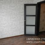 Установка двери в комнату